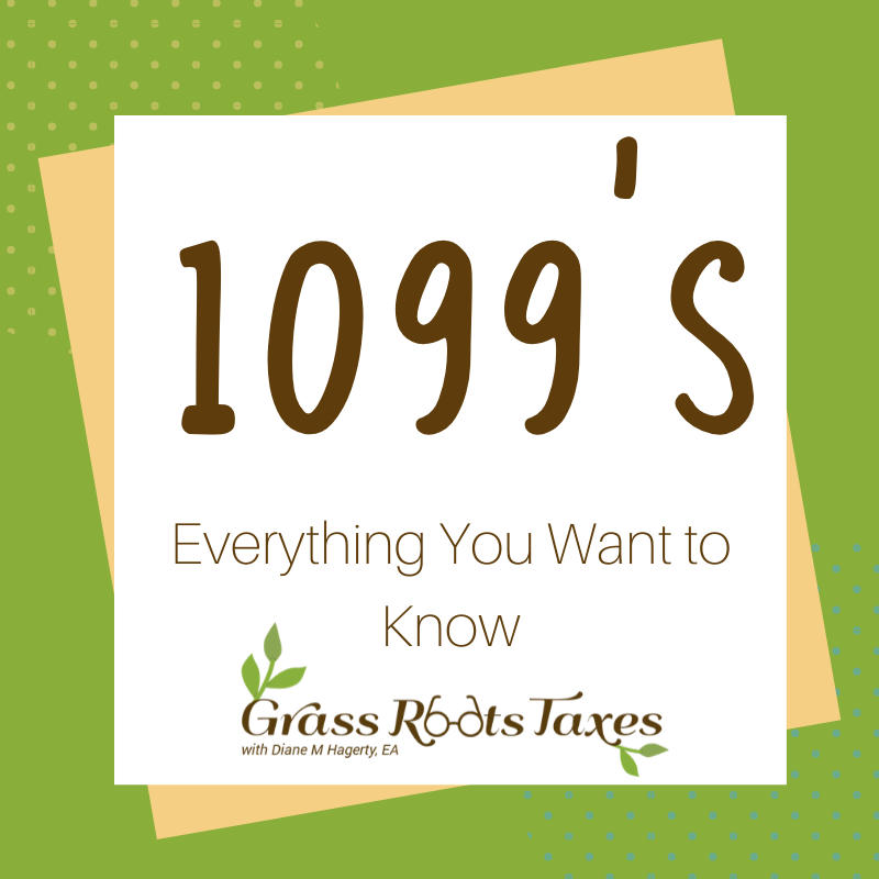 Everything You Want To Know About Form 1099